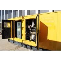 AKSA 385 kVa Satılık İkinci El Jeneratör