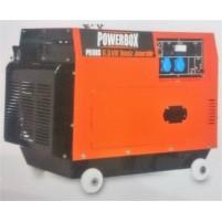 Powerbox PB80S Marşlı 8.1 kVa Jeneratör