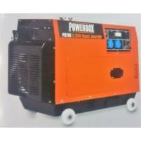 Powerbox PD 70S Dizel Marşlı 6.3 kVa Jeneratör