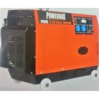 Powerbox PD 80S Dizel Kabinli Marşlı 7.5 kVa Jeneratör