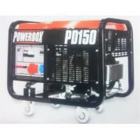 Powerbox PD 150 Dizel Marşlı 13.75 kVa Trifaze Jeneratör