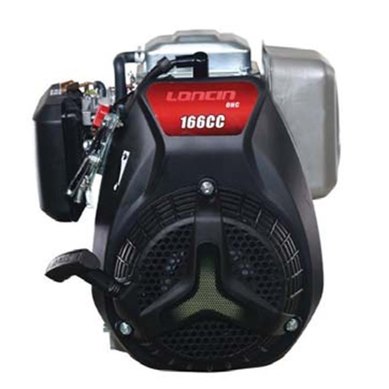 Loncin LC165F İpli 5 HP Yatay Milli Motor