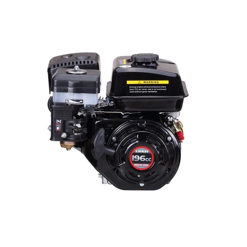 Loncin G200F İpli 6.5 HP Yatay Milli Motor
