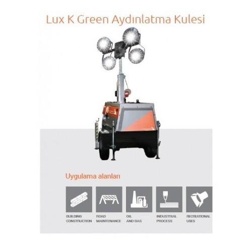 Lux K Green Aydınlatma Kulesi