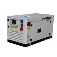 Sumec Firman SDG15000TSE Kabinli 12 kVA Trifaze Jeneratör